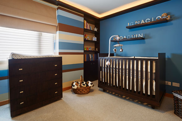 Blue boys bedroom ideas - Decora 231 227 O De Quarto De Beb 234 Como Inovar