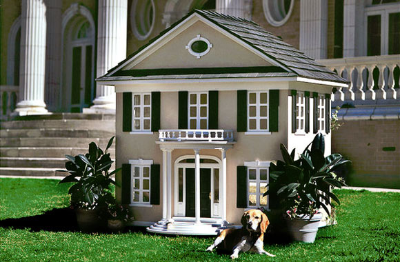 Very Expensive Dog Houses