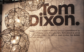 luminária-Tom Dixon-Etch Light Web Stainless Steel-Rough and Smooth